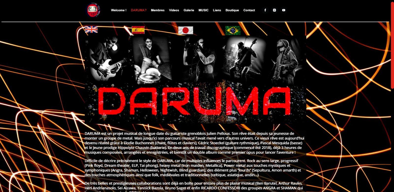 Daruma Metal